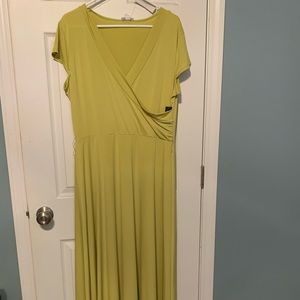 NWT Plus Size Maxi Dress by NY and Co